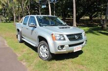 2011 Holden Colorado RC MY11 LT-R (4x4) Silver 5 Speed Manual Crewcab The Gardens Darwin City Preview