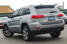2014 Jeep Grand Cherokee WK MY2014 Limited Silver 8 Speed Sports Automatic Wagon Osborne Park Stirling Area Preview