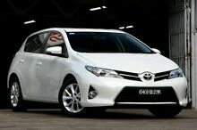2015 Toyota Corolla ZRE182R Ascent Sport White 7 Speed CVT Auto Sequential Hatchback Mosman Mosman Area Preview