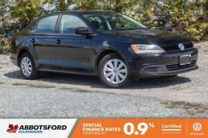 2013 Volkswagen Jetta Sedan Trendline ONE OWNER, NO ACCIDENTS, P