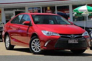 2015 Toyota Camry ASV50R Altise Wildfire 6 Speed Sports Automatic Sedan Woolloongabba Brisbane South West Preview
