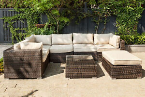 NEW Patio Furniture- Many Styles and Colours Available!