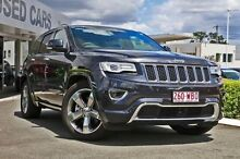 2014 Jeep Grand Cherokee WK MY2014 Overland Maximum Steel 8 Speed Sports Automatic Wagon Taringa Brisbane South West Preview
