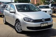 2011 Volkswagen Golf VI MY11 103TDI DSG Comfortline Silver 6 Speed Sports Automatic Dual Clutch Hillcrest Port Adelaide Area Preview