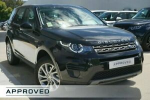 2019 Land Rover Discovery Sport L550 19MY TD4 132kW SE Santorini Black 9 Speed Sports Automatic Phillip Woden Valley Preview