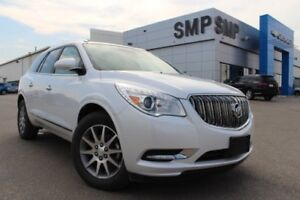 2016 Buick Enclave Leather - AWD, Sunroof, Rem. Start, Quad Seat