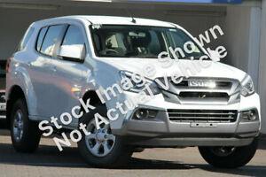 2019 Isuzu MU-X MY19 LS-M Rev-Tronic 4x2 Silver 6 Speed Sports Automatic Wagon Christies Beach Morphett Vale Area Preview