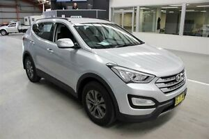 2012 Hyundai Santa Fe DM MY13 Active Silver 6 Speed Sports Automatic Wagon Maryville Newcastle Area Preview