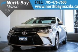 2015 Toyota Camry 2.5L 4-Cylinder Engine +  Navigation + Heated