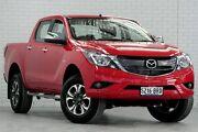 2017 Mazda BT-50 UR0YG1 XTR 4x2 Hi-Rider True Red 6 Speed Sports Automatic Utility West Hindmarsh Charles Sturt Area Preview