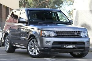 2013 Land Rover Range Rover MY12 Sport 3.0 SDV6 Grey 6 Speed Automatic Wagon Petersham Marrickville Area Preview