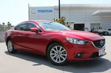 2013 Mazda 6 GJ1031 Sport SKYACTIV-Drive Soul Red 6 Speed Sports Automatic Sedan Maroochydore Maroochydore Area Preview