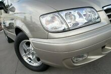 2007 Hyundai Trajet FO FX Beige 4 Speed Automatic Wagon Pennant Hills Hornsby Area Preview