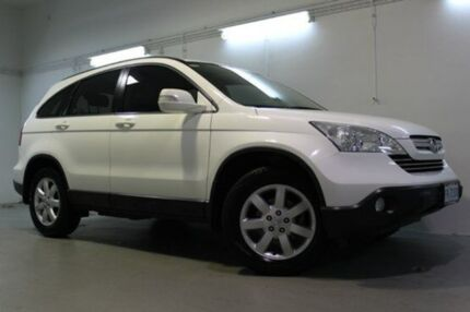 2007 Honda CR-V  White Automatic Wagon Launceston 7250 Launceston Area Preview