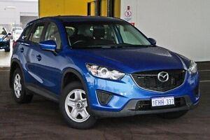 2013 Mazda CX-5 Blue Sports Automatic Wagon East Rockingham Rockingham Area Preview