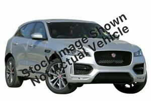 2017 Jaguar F-PACE X761 MY17 30d AWD R-Sport Silver 8 Speed Sports Automatic Wagon Parramatta Parramatta Area Preview