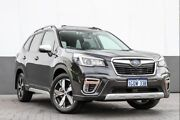 2018 Subaru Forester S5 MY19 2.5i-S CVT AWD Grey 7 Speed Constant Variable Wagon Maddington Gosnells Area Preview