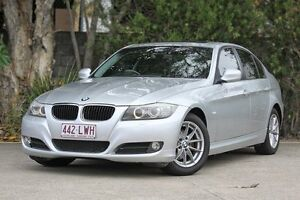 2009 BMW 320i E91 MY09 Executive Touring Steptronic Silver 6 Speed Sports Automatic Wagon Underwood Logan Area Preview