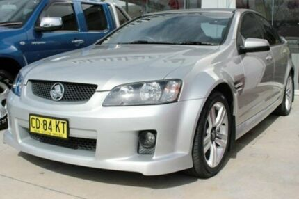 2008 Holden Commodore VE MY08 SV6 Silver 5 Speed Automatic Sedan East Maitland Maitland Area Preview