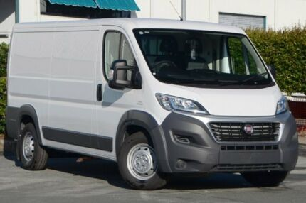 2014 Fiat Ducato Series 4 Low Roof MWB White 6 Speed Manual Van Acacia Ridge Brisbane South West Preview