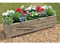 New Garen Planters Bespoke making service if required