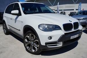 2008 BMW X5 E70 d Steptronic Executive White 6 Speed Sports Automatic Wagon Pearce Woden Valley Preview