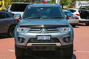 2015 Mitsubishi Challenger PC (KH) MY14 LS Grey 5 Speed Sports Automatic Wagon Myaree Melville Area Preview