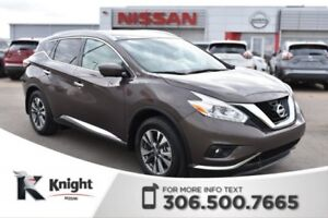 2017 Nissan Murano SL Command Start! Navigation! Low KMs! Accide