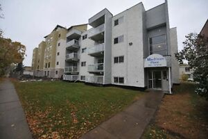1 bedroom Apt 1 block to Grant MacEwan -BY NEW LRT