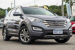 2015 Hyundai Santa Fe DM2 MY15 Elite Grey 6 Speed Sports Automatic Wagon Myaree Melville Area Preview