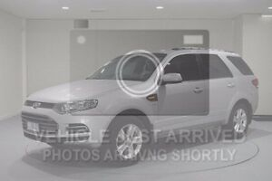 2012 Ford Territory SZ TX Seq Sport Shift Silver 6 Speed Sports Automatic Wagon Invermay Launceston Area Preview