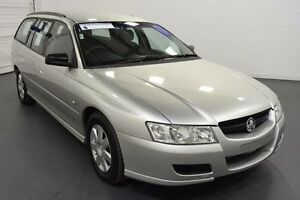 2006 Holden Commodore VZ MY06 EXECUTIVE WAGON 5DR AUTO 4SP 3.6I Silver Wagon Moorabbin Kingston Area Preview