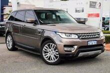 2015 Land Rover Range Rover Sport L494 16MY SDV6 CommandShift HSE Bronze 8 Speed Sports Automatic Wa Nedlands Nedlands Area Preview