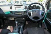 2014 Toyota Hilux KUN26R MY14 SR5 Double Cab Silver 5 Speed Automatic Utility Maddington Gosnells Area Preview