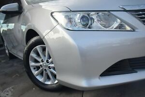 2013 Toyota Aurion GSV50R AT-X Silver 6 Speed Sports Automatic Sedan Waitara Hornsby Area Preview