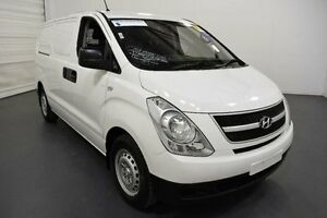 2013 Hyundai iLOAD TQ MY13 White 5 Speed Automatic Van Moorabbin Kingston Area Preview