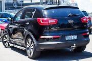 2011 Kia Sportage SL Platinum Black 6 Speed Sports Automatic Wagon Myaree Melville Area Preview