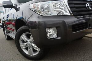 2013 Toyota Landcruiser VDJ200R MY13 Altitude Grey 6 Speed Sports Automatic Wagon Willagee Melville Area Preview