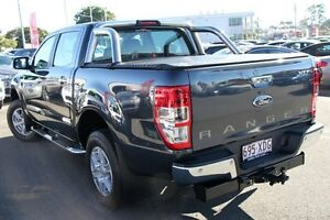 2013 Ford Ranger PX XLT Double Cab 4x2 Hi-Rider Grey 6 Speed Sports Automatic Utility