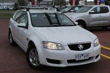 2011 Holden Commodore VE II Omega Sportwagon White 6 Speed Sports Automatic Wagon Dandenong Greater Dandenong Preview