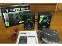 Mackie CR3 Monitors Speakers