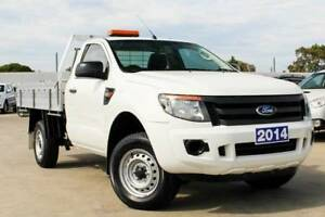 FROM $95 P/WEEK ON FINANCE* 2013 FORD RANGER XL 4X2 HI-RIDER Coburg Moreland Area Preview