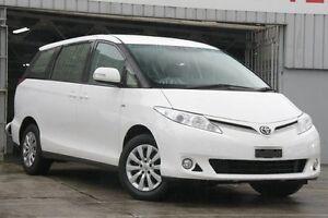 2013 Toyota Tarago ACR50R MY13 GLi White 7 Speed CVT Auto Sequential Wagon Mosman Mosman Area Preview