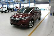 2016 Honda HR-V MY16 VTi-S Red 1 Speed Constant Variable Hatchback Moonah Glenorchy Area Preview