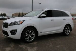 2016 Kia Sorento AWD SX Leather,  Heated Seats,  Panoramic Roof,