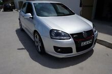 2008 Volkswagen Golf 1K MY08 Upgrade 2 GTI Pirelli Silver 6 Speed Direct Shift Hatchback Milperra Bankstown Area Preview