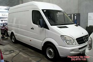 2008 Mercedes-Benz Sprinter 311CDI High Roof 5 Speed Automatic Van Carrum Downs Frankston Area Preview