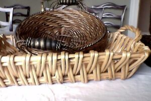 WICKER BASKETS ~ ALL KINDS