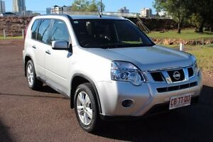 2011 Nissan X-Trail T31 Series IV ST 2WD Silver 6 Speed Manual Wagon The Gardens Darwin City Preview