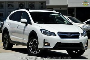 2016 Subaru XV G4-X MY16 2.0i-L Lineartronic AWD Crystal White 6 Speed Constant Variable Wagon Mount Gravatt Brisbane South East Preview